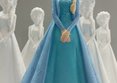 Elsa from Frozen one of our most popular item