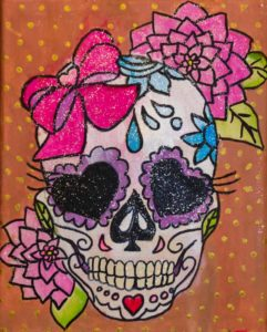 Day of the dead picture